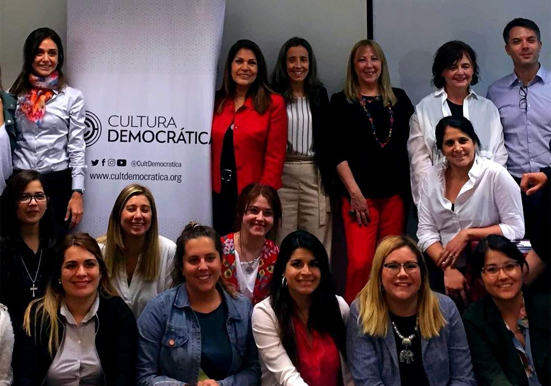 Programa Mujeres por la Democracia | KIC Sweden