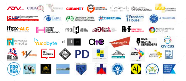 Comunicado: «Cuba y su Decreto Ley 370-Aniquilando la Libertad de Expresión en Internet»