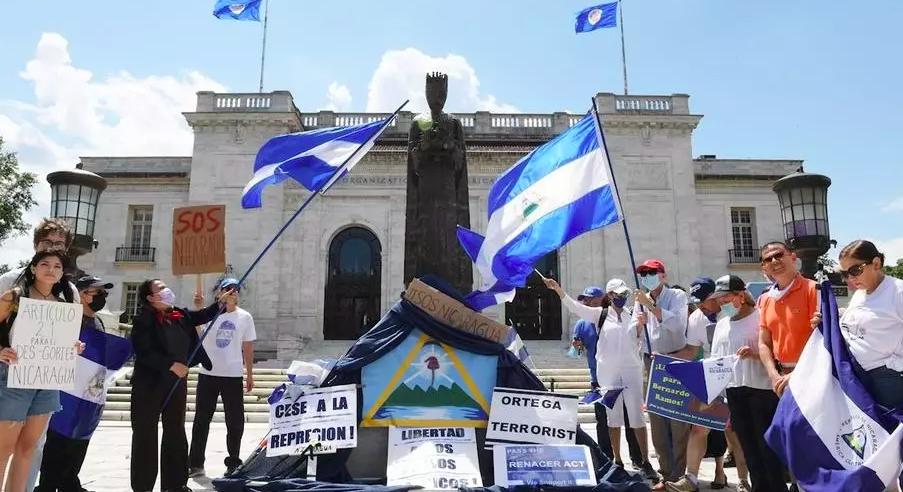 Comunicado sobre la Abstención de Argentina en Resolución de la OEA que  condena las violaciones a los Derechos Humanos en Nicaragua