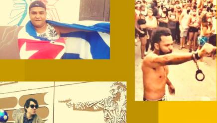 Condena a la ola represiva y al terrorismo de Estado en Cuba