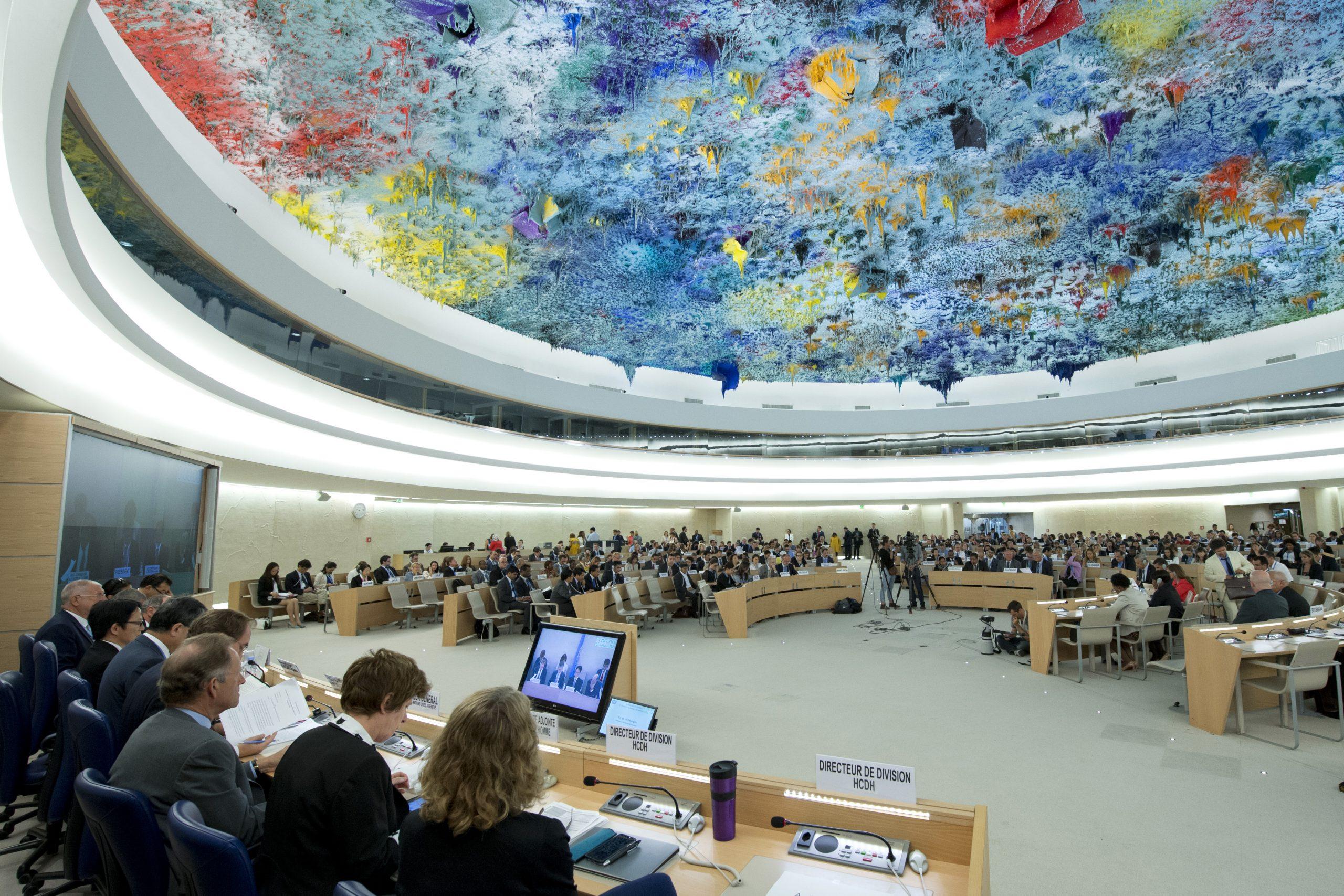 La Batalla por la Agenda Internacional de los Derechos Humanos