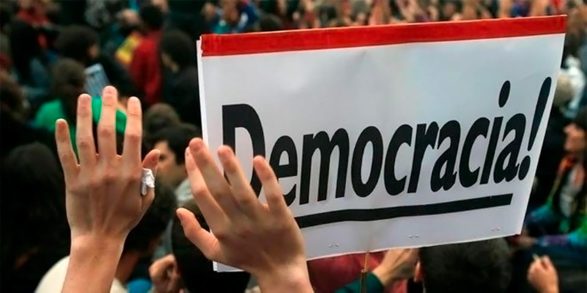 Cinco equipos ganadores en la primera edición del Democracy Camp 2021